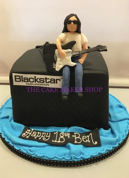 Birthday Cake Images Maker : B648 THE CAKE MAKER SHOP
