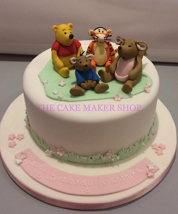 B649 THE CAKE MAKER SHOP